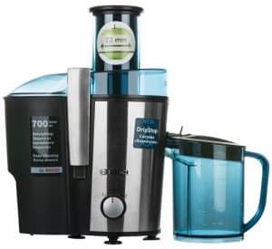 Recensione Bosch MES3500 - Oasi del succo - sistema antigoccia