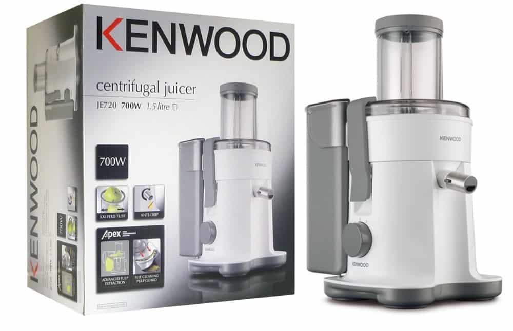 Kenwood Jmp800si Slow Juicer Estrattore Di Kenwood : Recensione estrattore di succo Kenwood JE720 Oasi del succo